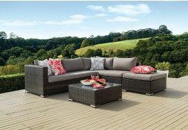 Outdoor Lounge Settings Super Amart Gardens Pinterest