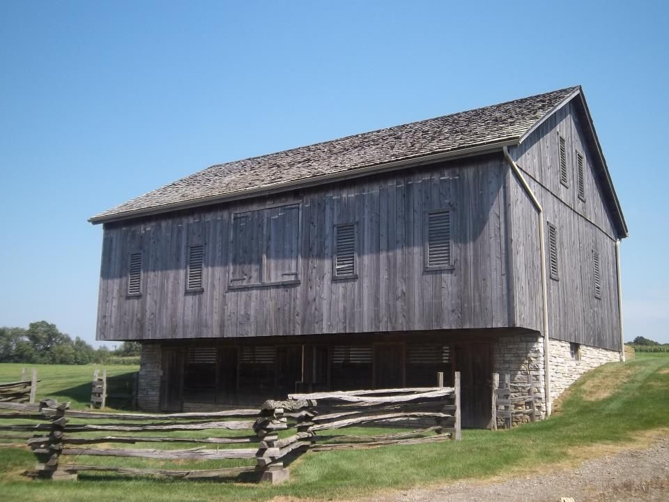AMISH COUNTRY Amish country, Old barns, House styles