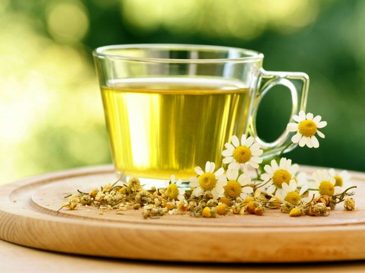 Photo of CHAMOMILE TONER    2 tablespoons of dried chamomile flowers …