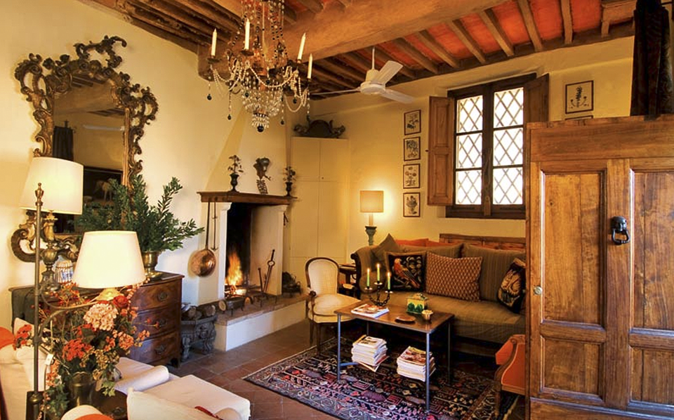 The Principles Of Tuscan Interior Style Marvelous Design