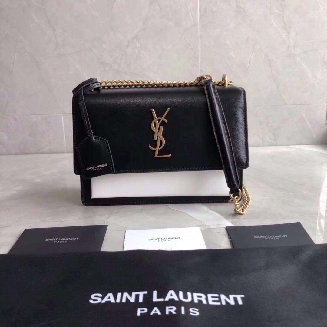 a2c24af8825 Saint Laurent YSL Sunset Bag | Saint Laurent YSL bags | Ysl sunset ...