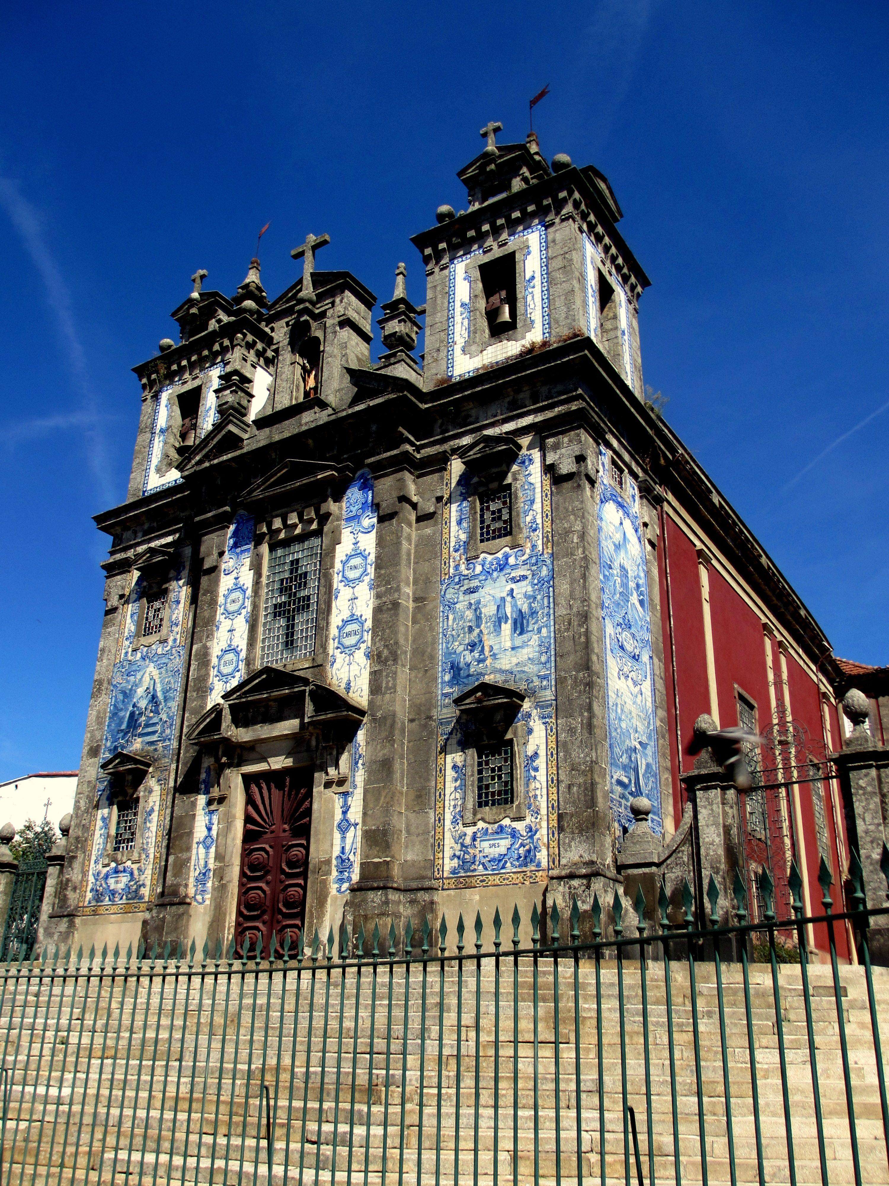 igreja de santo ildefonso porto