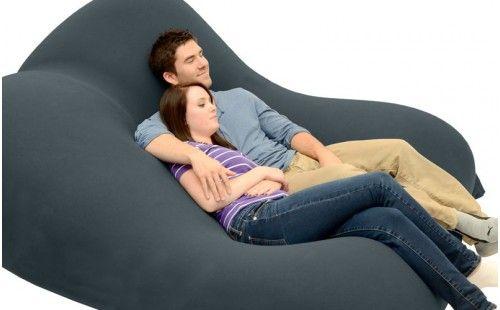 Yogi Double Bean Bag Family Furniture Bean Bag Chair Comfy Cozy