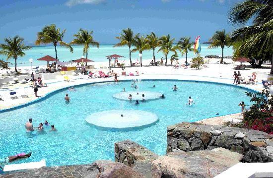 Jolly Beach Antigua One Of The