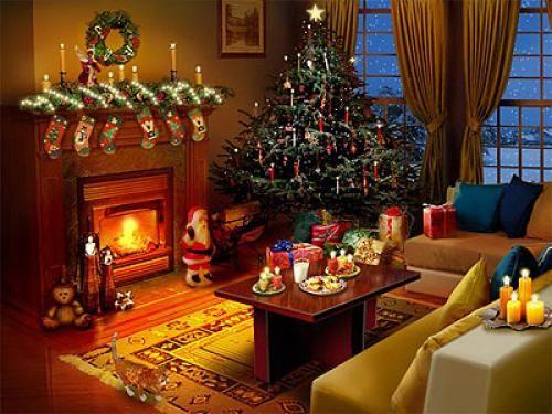3D Christmas Desktop Wallpaper | Download 3D Christmas Wallpaper ...