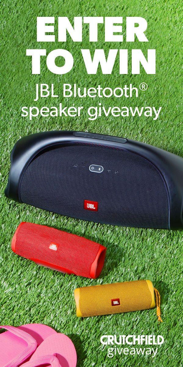 Jbl Bluetooth Speaker Giveaway In 2020 Jbl Jbl Speakers Bluetooth Jbl Bluetooth
