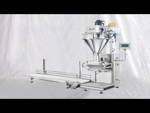 Powder filling machine semi automatic 100g1000g auger
