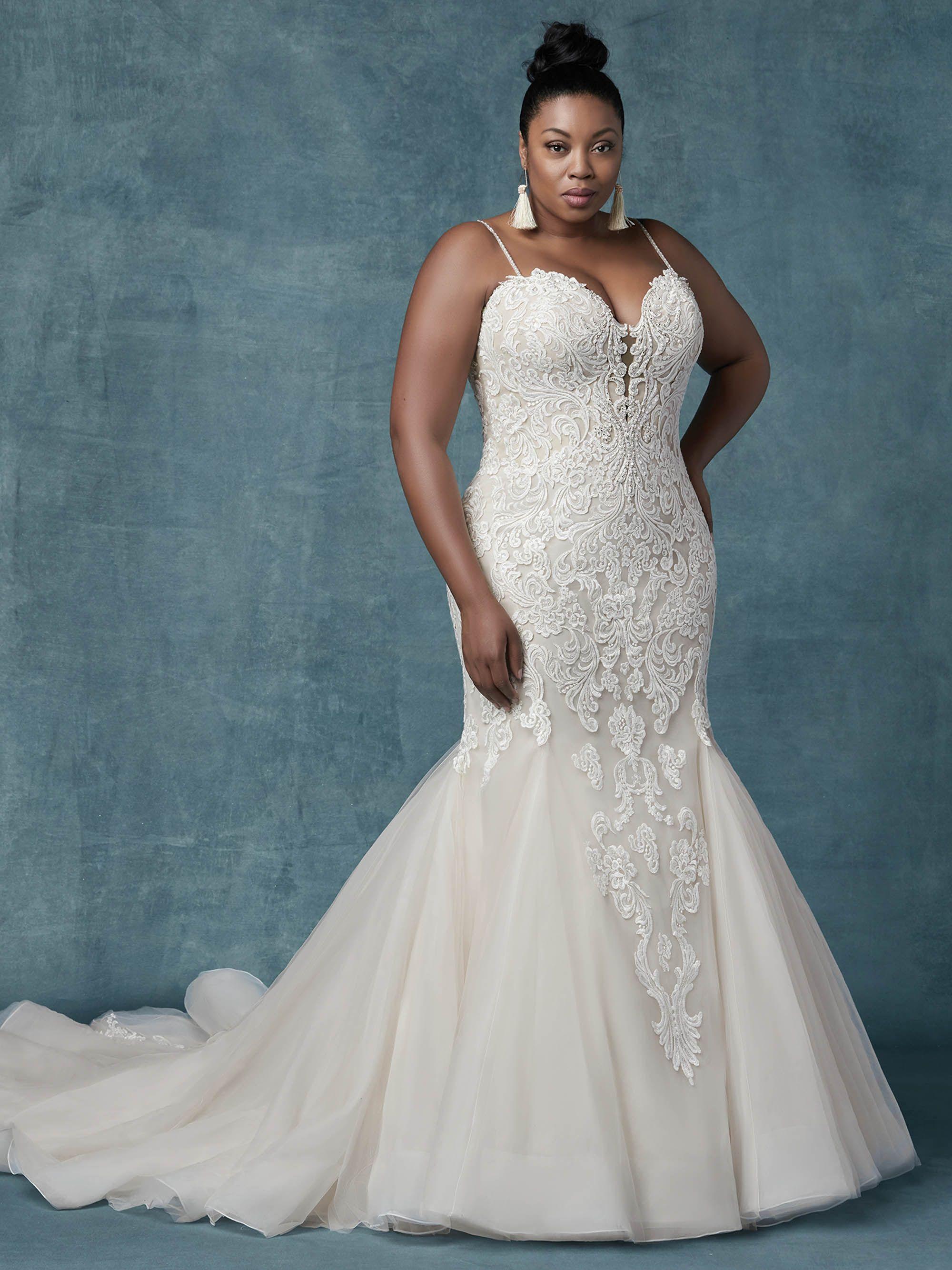 23e010b3eb4e8 Wedding dresses for girls with curves  weddingdresses   plussizeweddingdresses