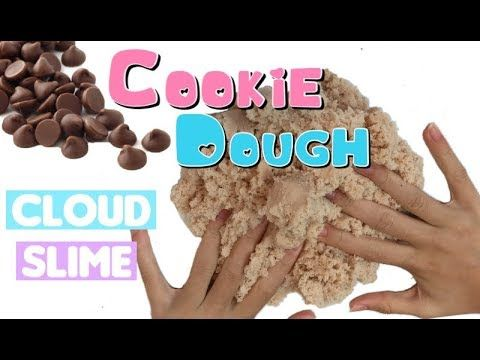 super easy cloud dough slime recipe!! youtube diy pinterestsuper easy cloud dough slime recipe!! youtube