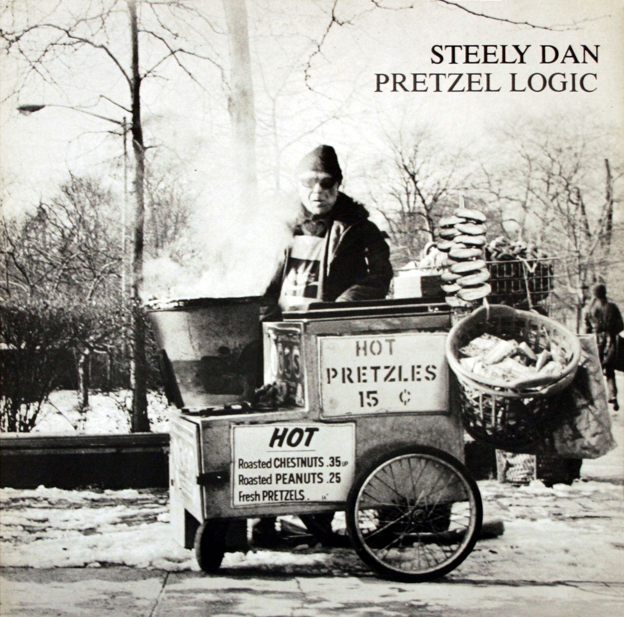 Steely dan pretzel logic records pinterest album steely dan pretzel logic hexwebz Images