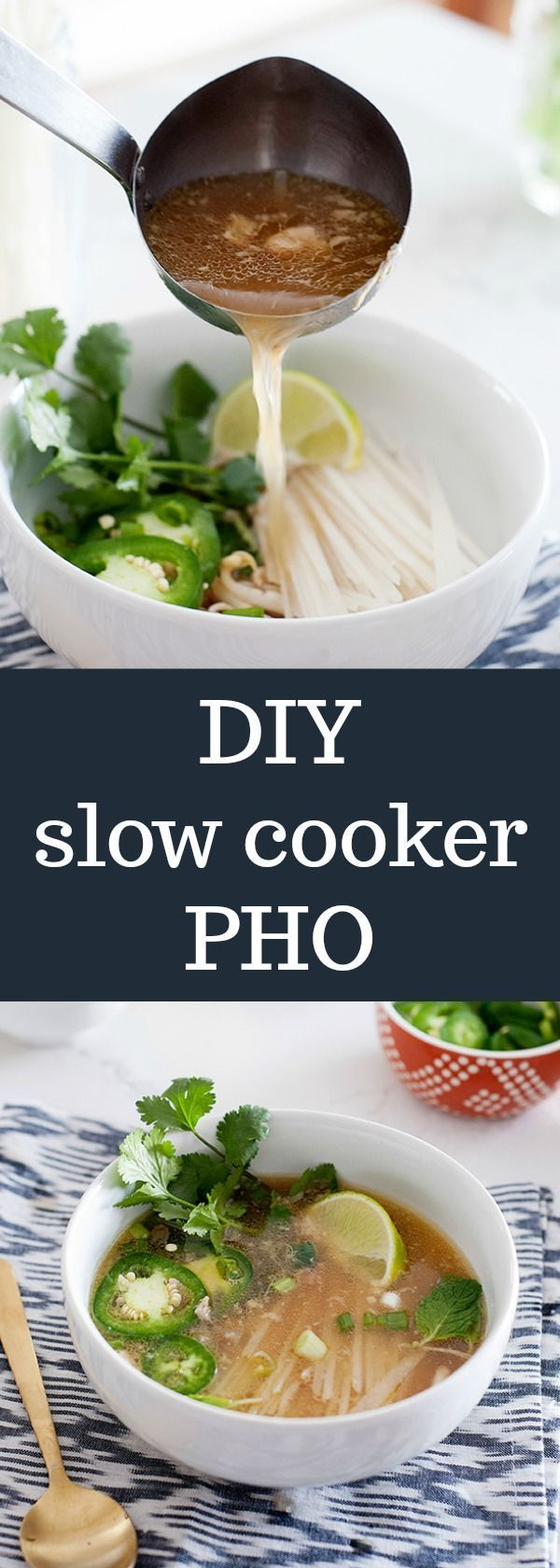 Looking for a familyfriendly easy homemade pho recipe  Look no further because this delicious meal comes together quickly! is part of Pho recipe -