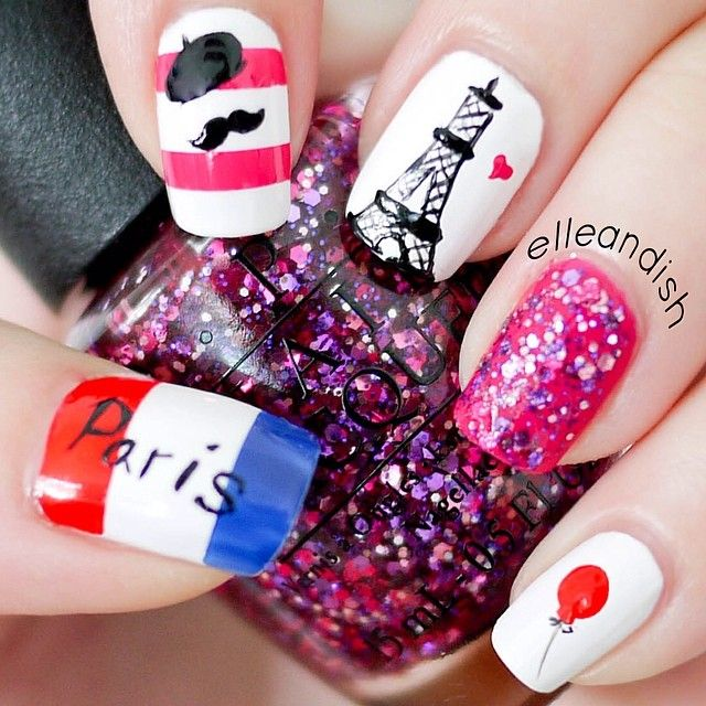 Looking For New Nail Art Ideas Your Short Nails Recently These Are Awesome Designs You Can Realistically Accomplish Or At Least Modify