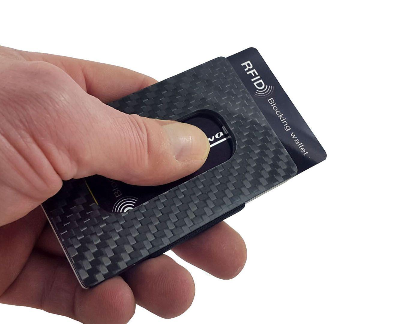 2e2d47ec139 fr4 wallet Carbon Fiber Minimalist Wallet