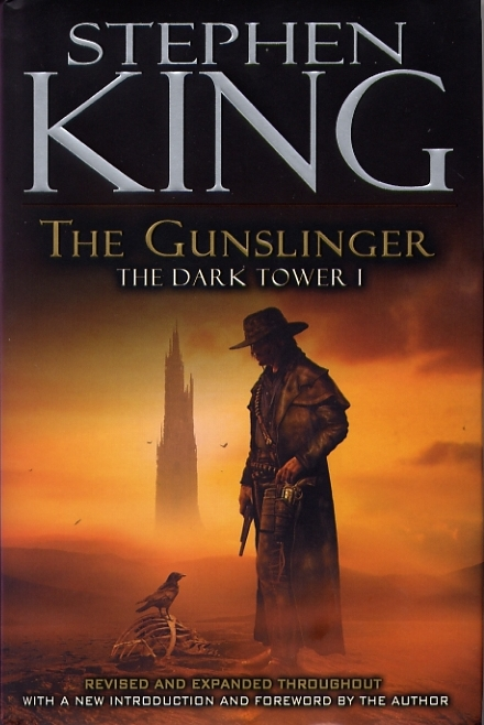 If Done Right The Dark Tower Series Would Make An Epic Movie Or Even Better It Would Make A Great Cable Stephen King Books The Dark Tower Stephen King