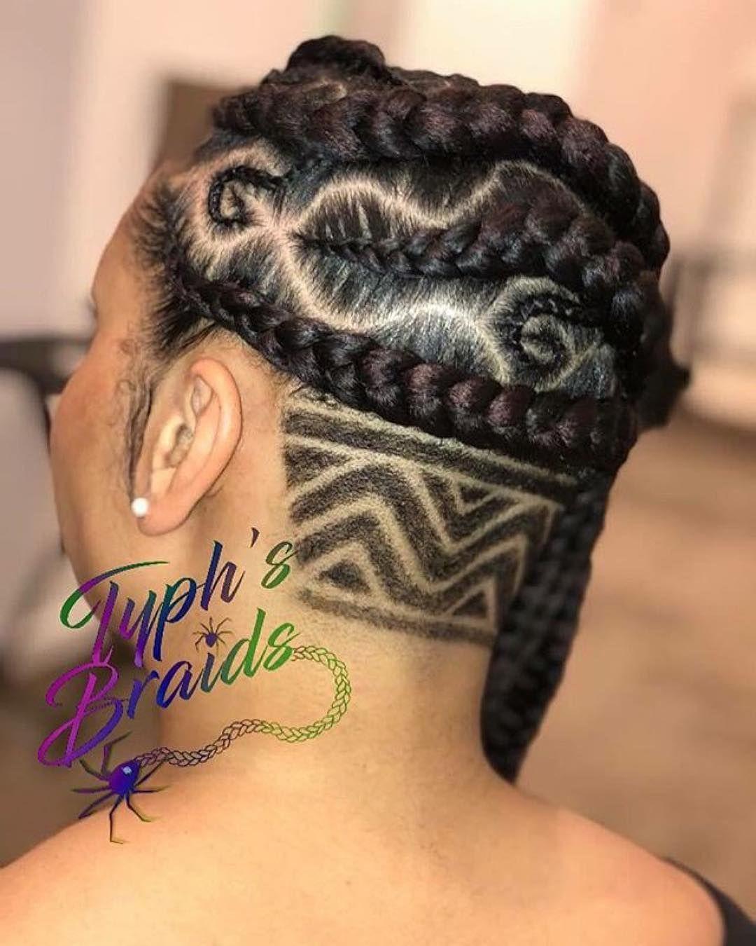 Hairnbeautydirectory on instagram uchairstylist typhsbraids