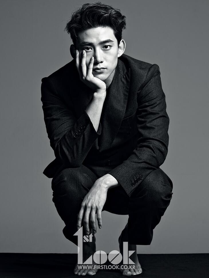 2PM Taecyeon - 1st Look Magazine Vol.49
