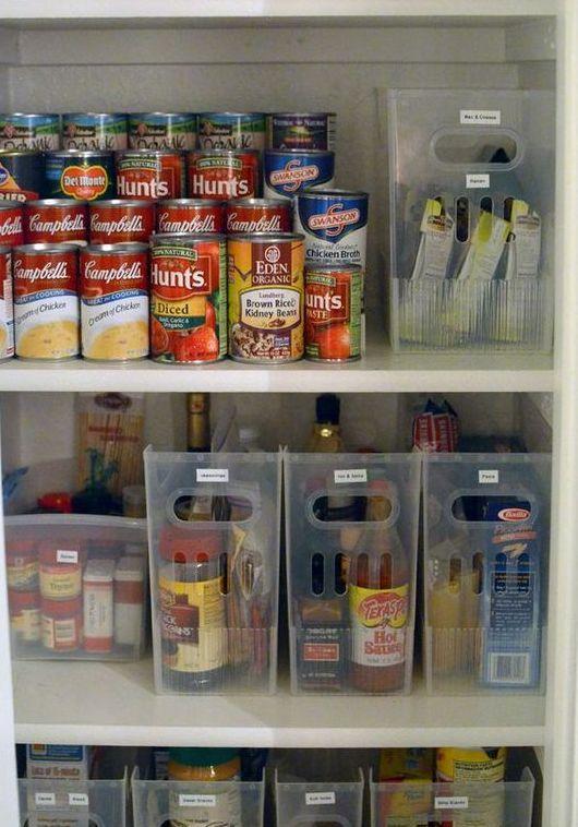 Si Tu Despensa Y Cocina Es Un Lío Y No Sabes Cómo Organizarla Estas Ide Como Organizar Una Cocina Organizar Cocinas Pequeñas Ideas De Organización De Cocina