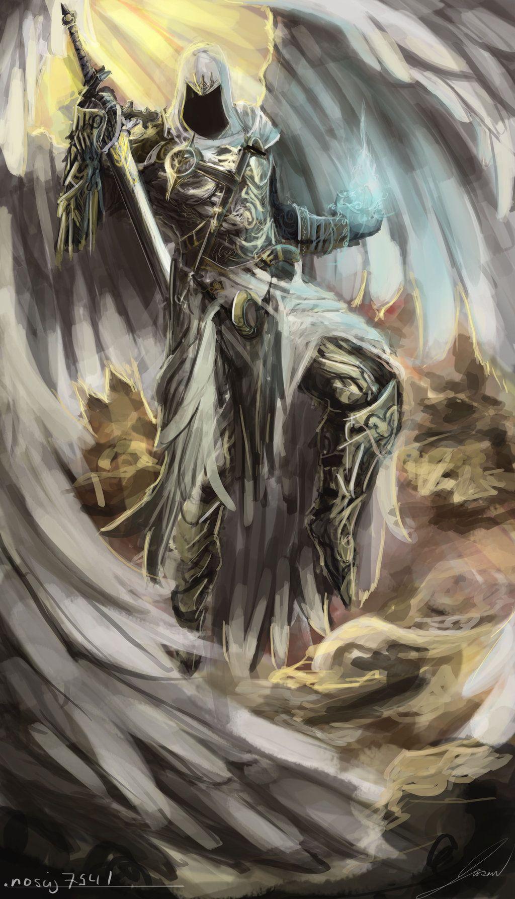 Arch Angel by *nosaj7541 on deviantART Assassin's Creed Angel version? ;)