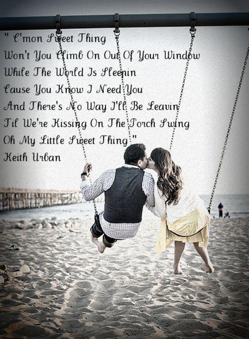 country music lyrics | Tumblr | Keith urban lyrics, Country ...