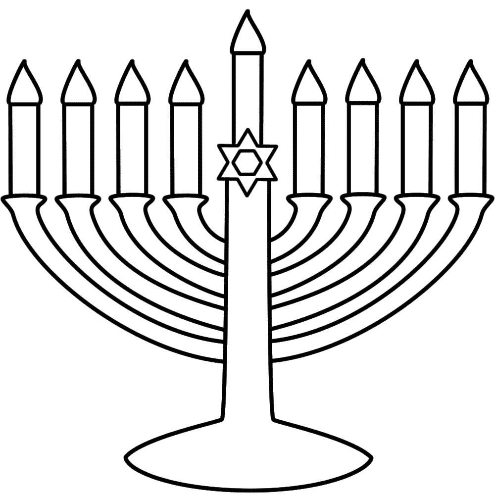 http://colorings.co/hanukkah-coloring-pages-printable/ #Coloring ...