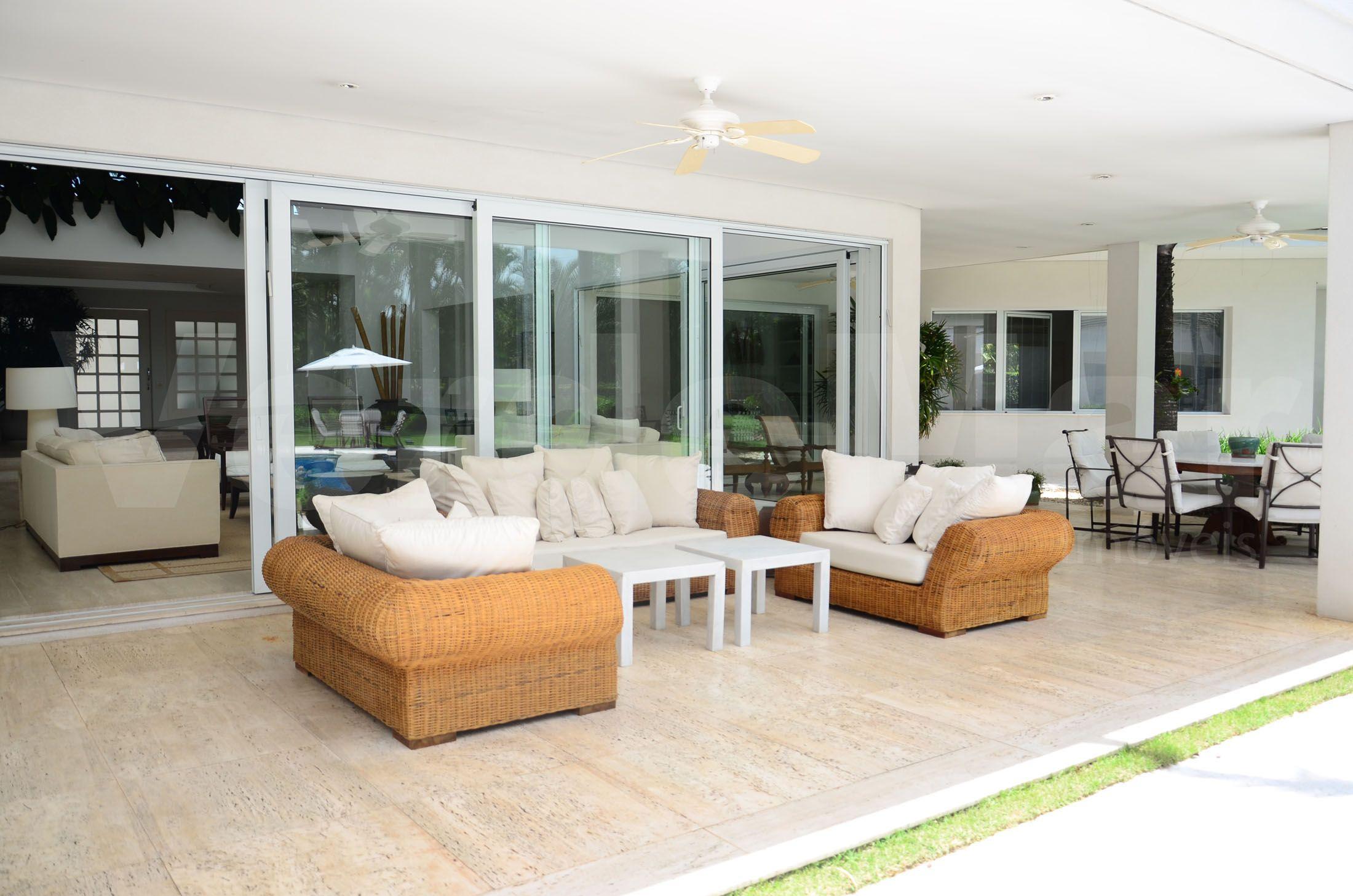 Mans O De Luxo No Jardim Acapulco Na Praia De Pernambuco Em  ~ Mansões Por Dentro Cozinha