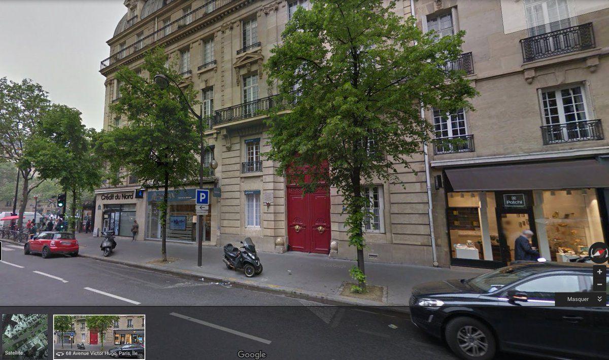 قبيسي للمحاماة باريس Avocatkobeissi Twitter Street View Views Scenes