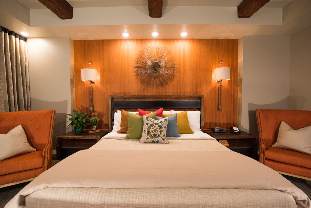 Robeson Design Bedroom Desertroseinnguestbedroomrobesondesign22  Creative Rooms