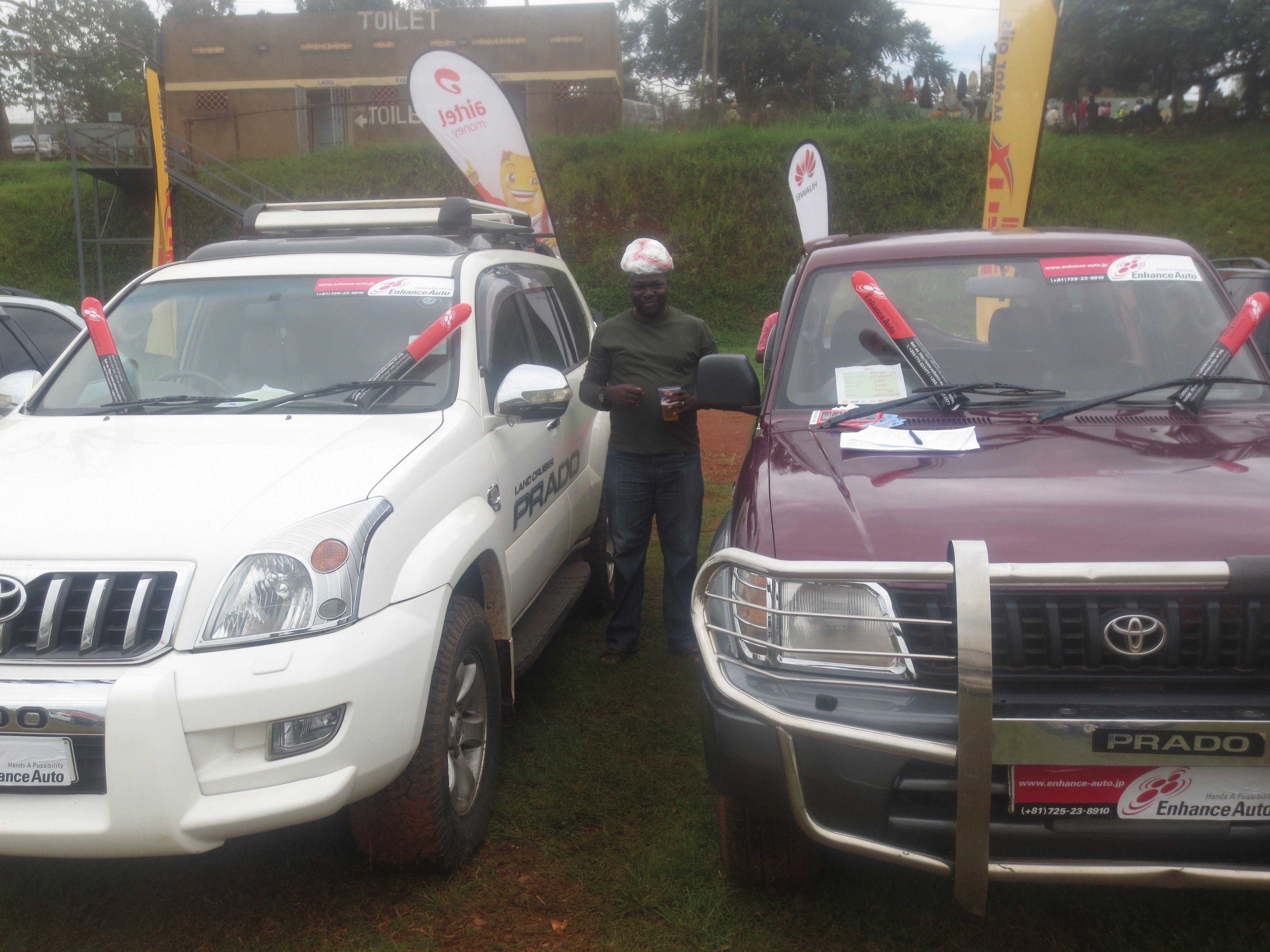 Enhance Auto Uganda Japanese cars, Car buying guide