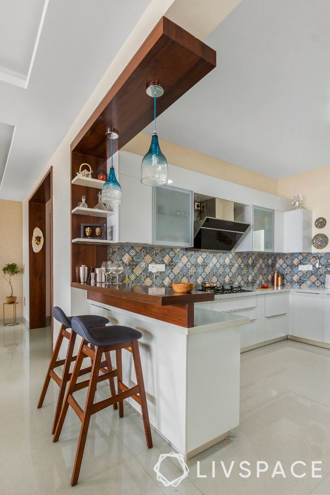25 Open Kitchens from Livspace Homes That Will Inspire You to Get One