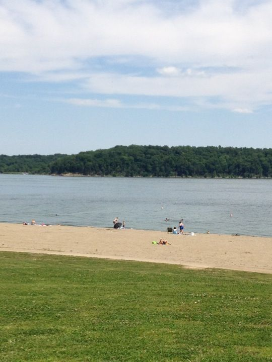 Harsha Lake Beach At East Fork State Park Lake Beach State