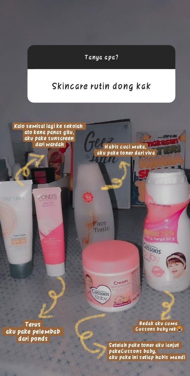 Cream Cussons Baby Untuk Wajah Berjerawat