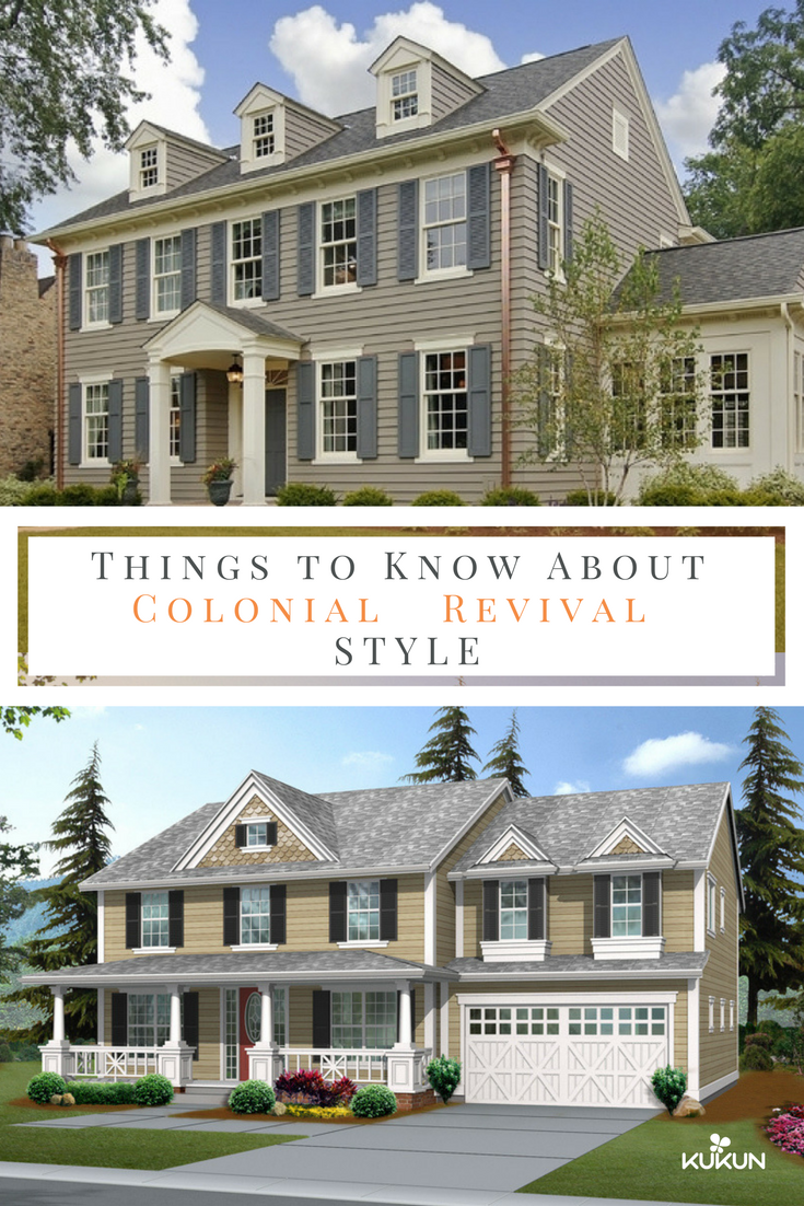 What Is A Colonial Style House Understanding Its Definition
