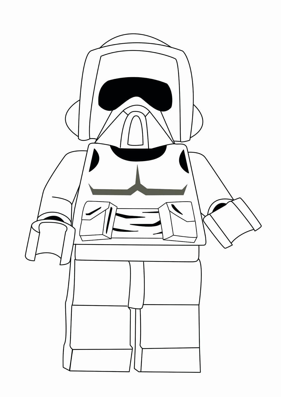 Star Wars Kids Coloring Pages Lovely Lego Star Wars Luke Skywalker Coloring Pages Cortexcolor Darth Vader Gambar