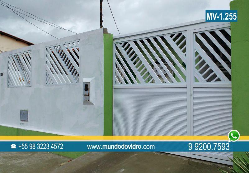 Aluminio Branco Portao Em Sao Luis Ma Jpg 800 555 Portao