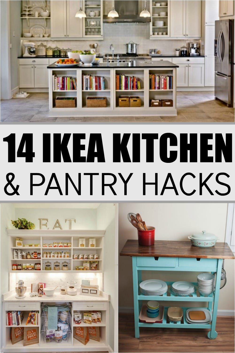 I love IKEA! They always have something/everything to ...