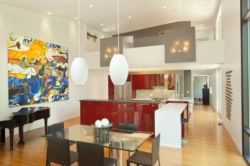 contemporary kitchen by Collaborative Designworks