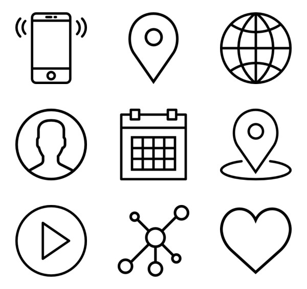 Moustache Free Vector Icons Designed By Freepik In 2020 Free Icons Vector Free Work Icon