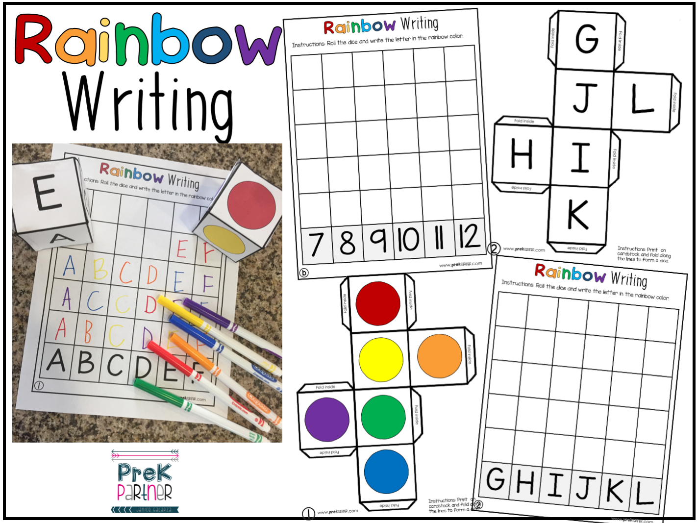Rainbow Writing Free Only Today 6 19 S