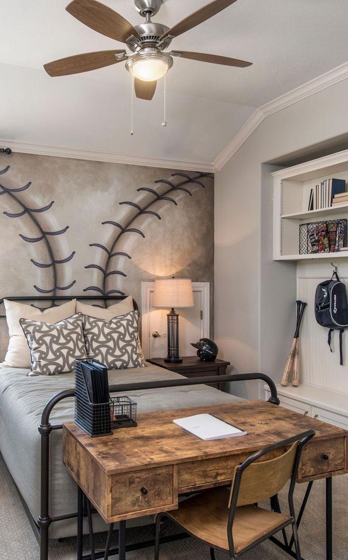 Papier Peint Chambre Fille Ado ▷ 1001 + idées comment aménager la chambre ado | design d
