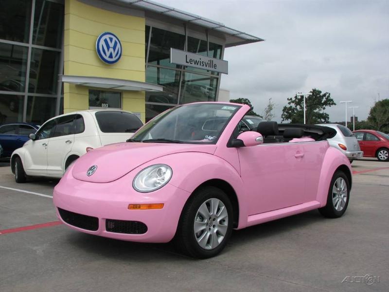 beetle   Pink vw beetle, Volkswagen new beetle, Pink ...