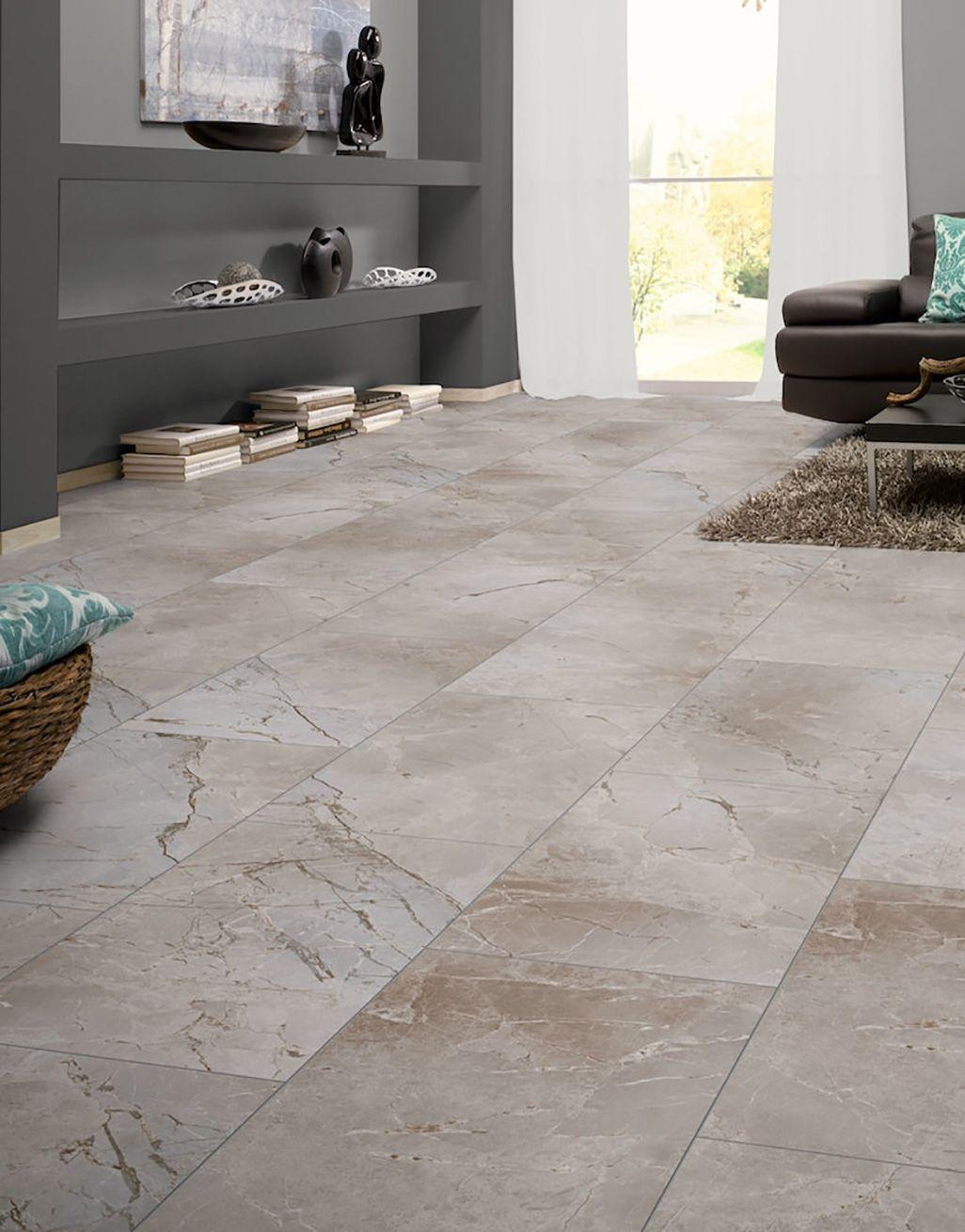 Verona Tile - Light Grey Marble Laminate Flooring in 2020 ...