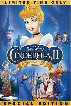 La Cenicienta 2 2002 Movicer Peliculas De Disney Portadas De Peliculas Cenicienta 2