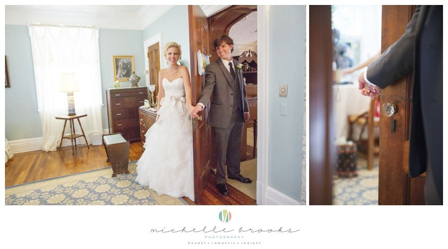 Betsy & Andrew's Wedding at Gassaway Mansion in Greenville, SC 7 #wedding #photography