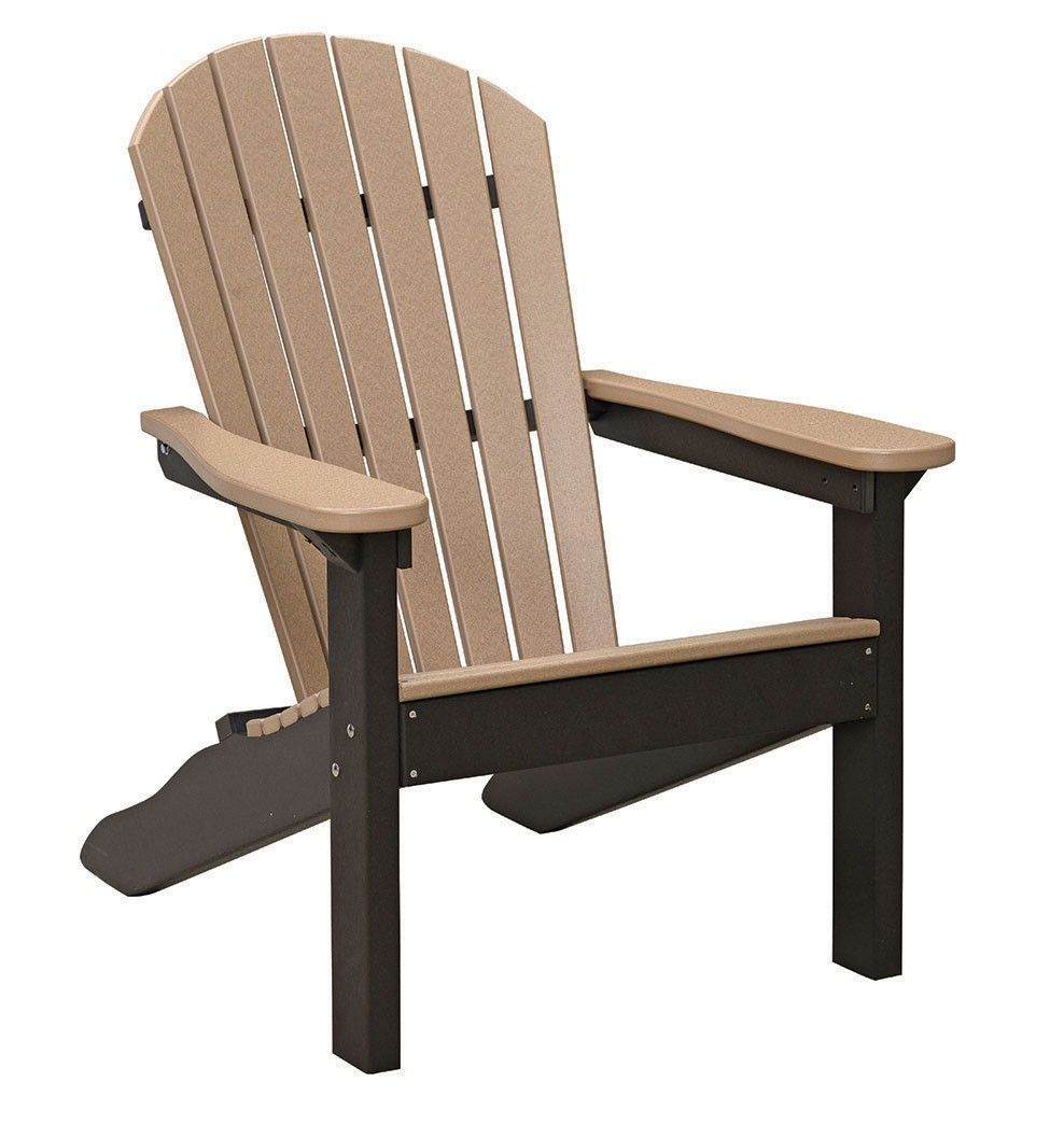 Comfo-Back-Adirondack-Chair - Amish Made Huntsville AL - Amish-made Poly Outdoor Furniture From Berlin Gardens In Huntsville