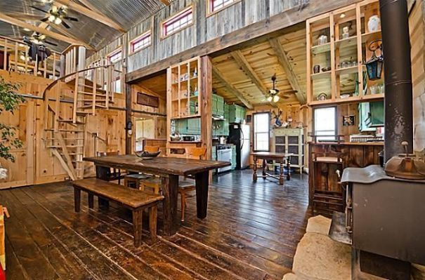Texas Barndominium Interior newhairstylesformen2014 com