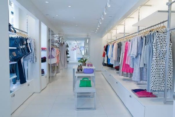 Boutique Shop Designs With Modern Interior Boutique Interior