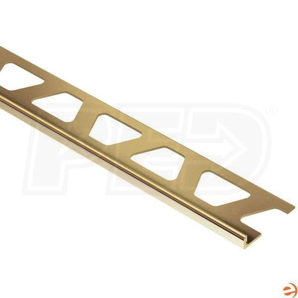 Buy Schluter M45 Today Tax Free Check The Schluter Schiene Edging Profile For 3 16 Inch Thick Tile 8 2 1 2 Inch Lengt Solid Brass Brass Profile Design