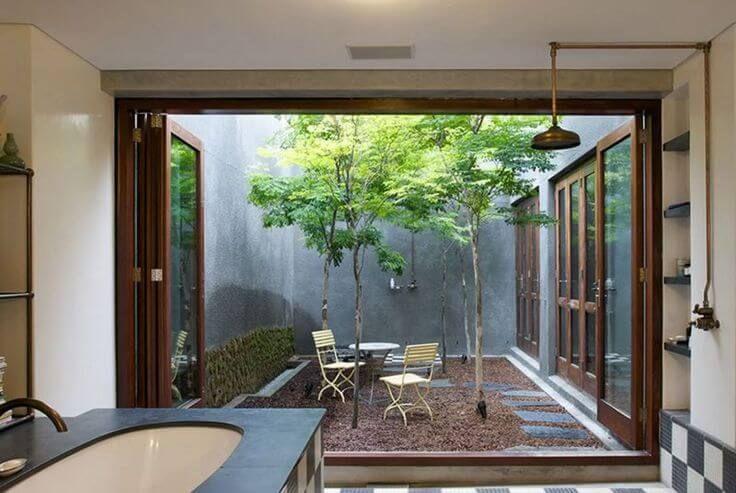 Confira nesse artigo quais são as plantas indicadas para jardim de - sombras para patios