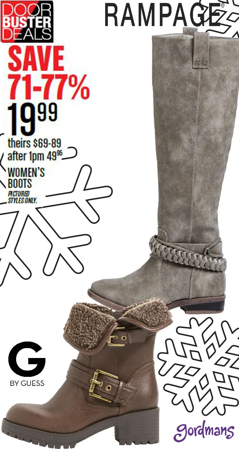 b4af6e4a425 Knee high boots, booties, and many more for only $19.99?! That's a ...