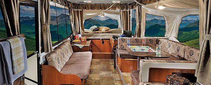 Whaaat This Is A Pop Up Camper Great Job Rockwood Tent Pop Up